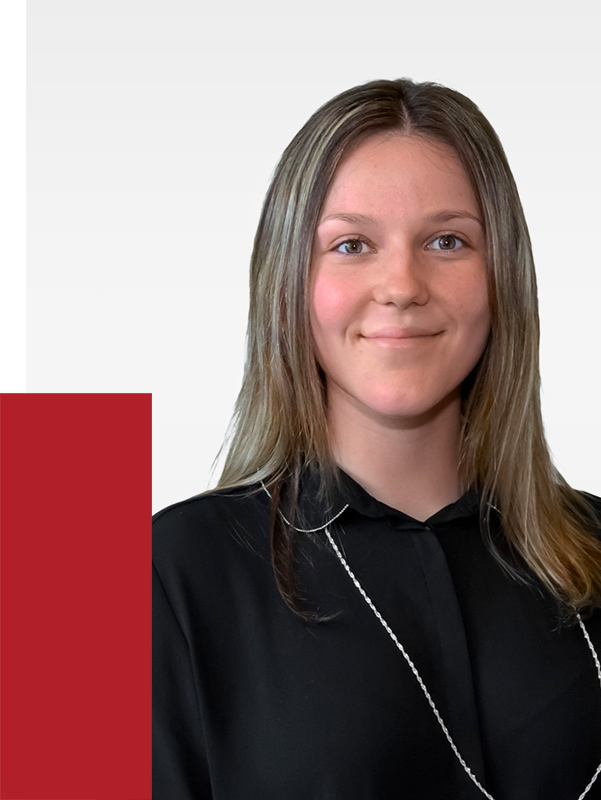 Madame Bianka Poirier - Technicienne juridique - Girard Avocats