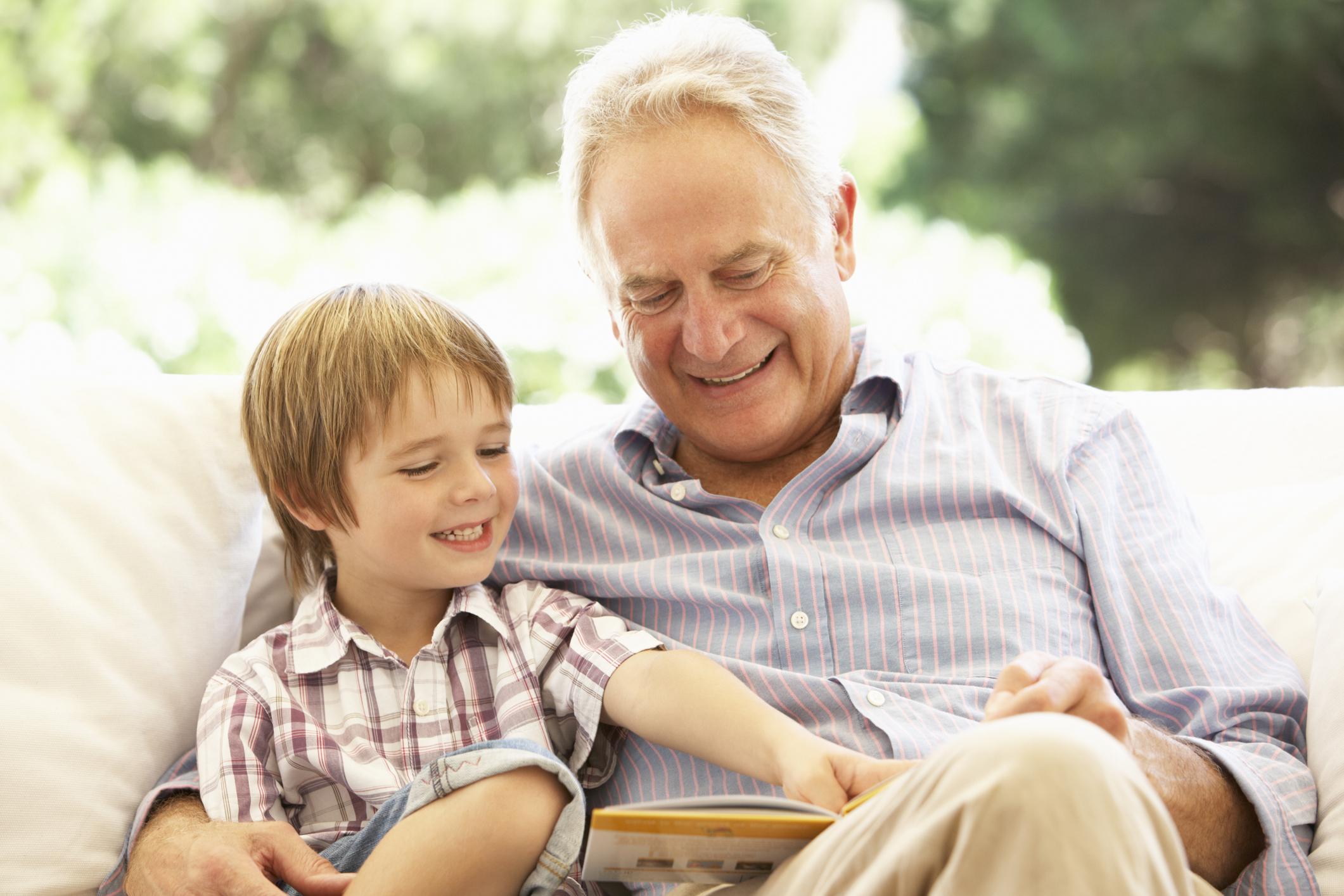 Les grands-parents ont le droit de voir leurs petits-enfants