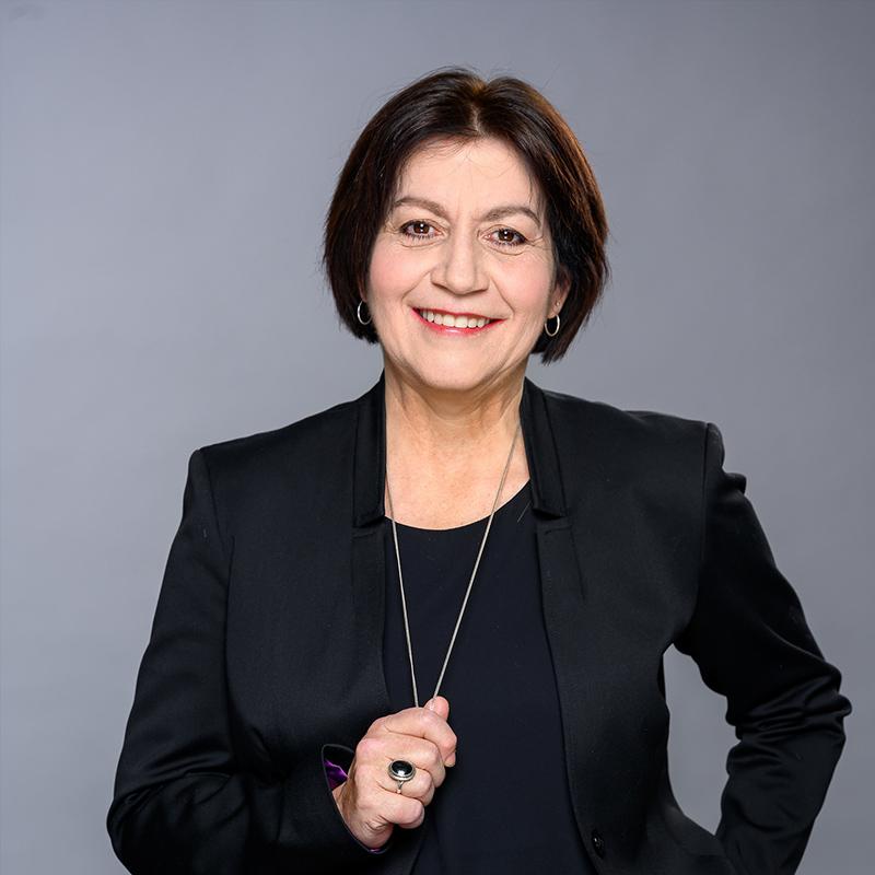 Madame Chantal Gagnon - Réceptionniste et adjointe à la comptabilité